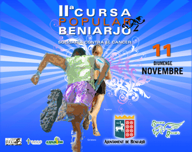 II cursa Popular Beniarjó