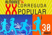 XX Correguda Popular Almoines