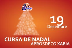 Cursa de Nadal Aprosdeco Xàbia