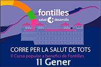 II Cursa popular a Benefici de Fontilles