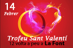 12ª Volta a peu a la Font d'En Carrós