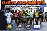 XX Volta a peu a Quatretonda - Memorial Andres Bella Sanleón