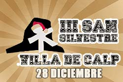 3ª San Silvestre Villa de Calp