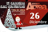 6ª San Silvestre Altea 2013