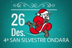 IV Sant Silvestre Vila d'Ondara