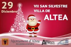 7ª San Silvestre Altea 2014