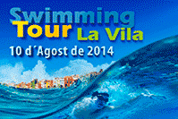 Swimming Tour La Vila 2014