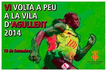 VI Volta a peu Vila d' Agullent