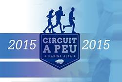 19è Circuit a peu Marina Alta 2015
