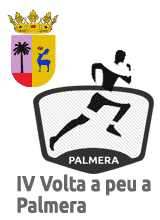 Volta a peu a Palmera